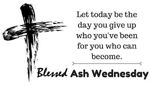 Ash Wednesday for Families